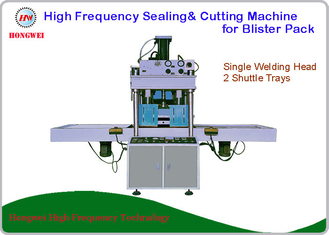 Powerful Output Blister Pack Sealing Machine By HF Tear - Seal Welding Technology